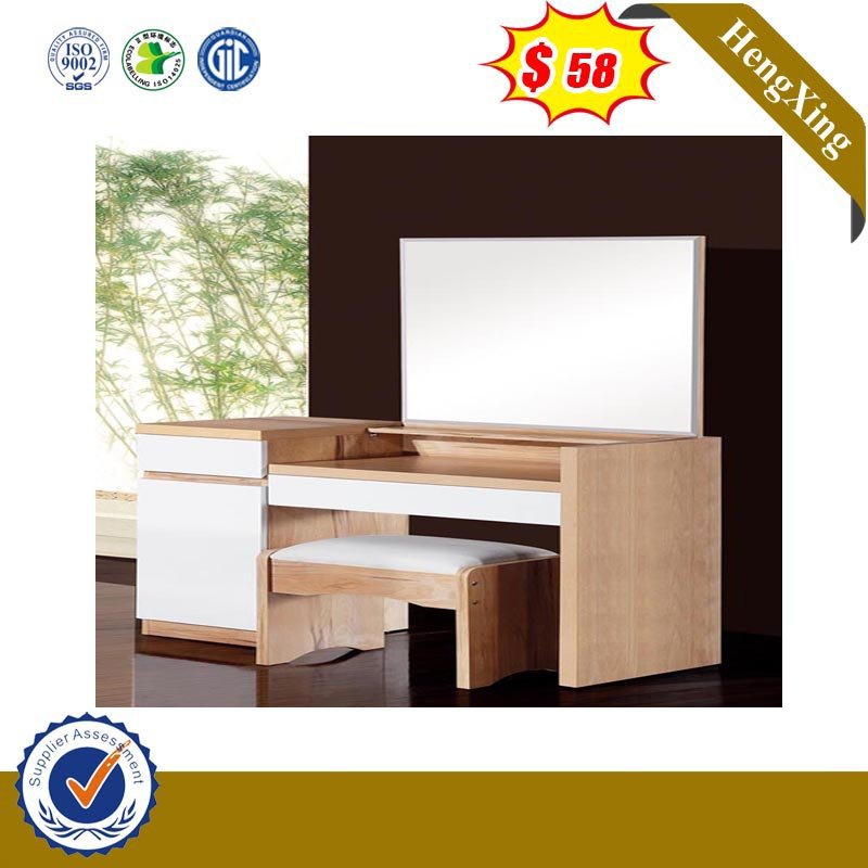 China Factory Cheap Price Mdf Wooden Cabinet Home Bedroom Living Room Furniture Dresser Mirror Dressing Table China Furniture Dresser