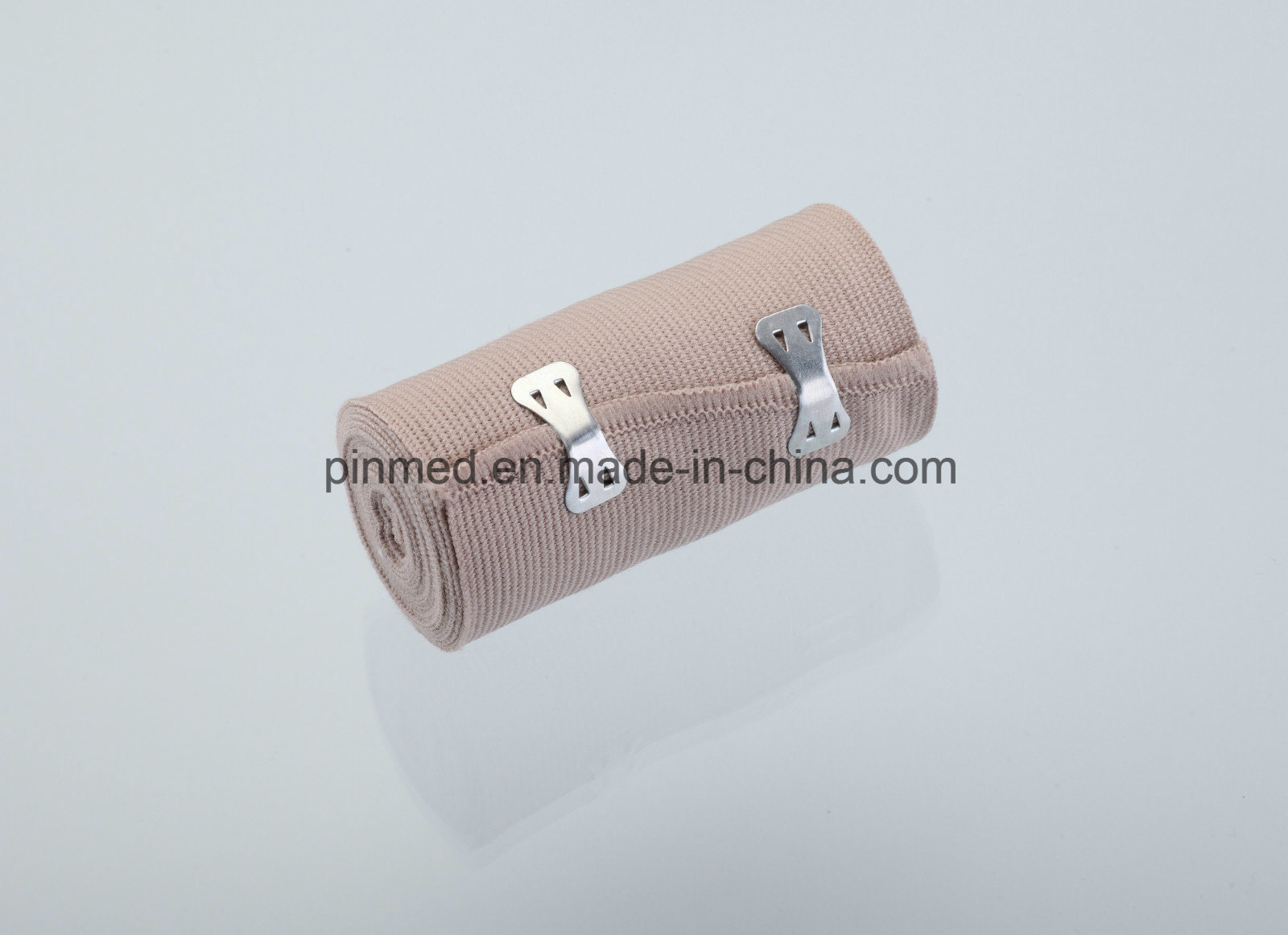 Disposable High Elastic Bandage, Cotton and Polyester