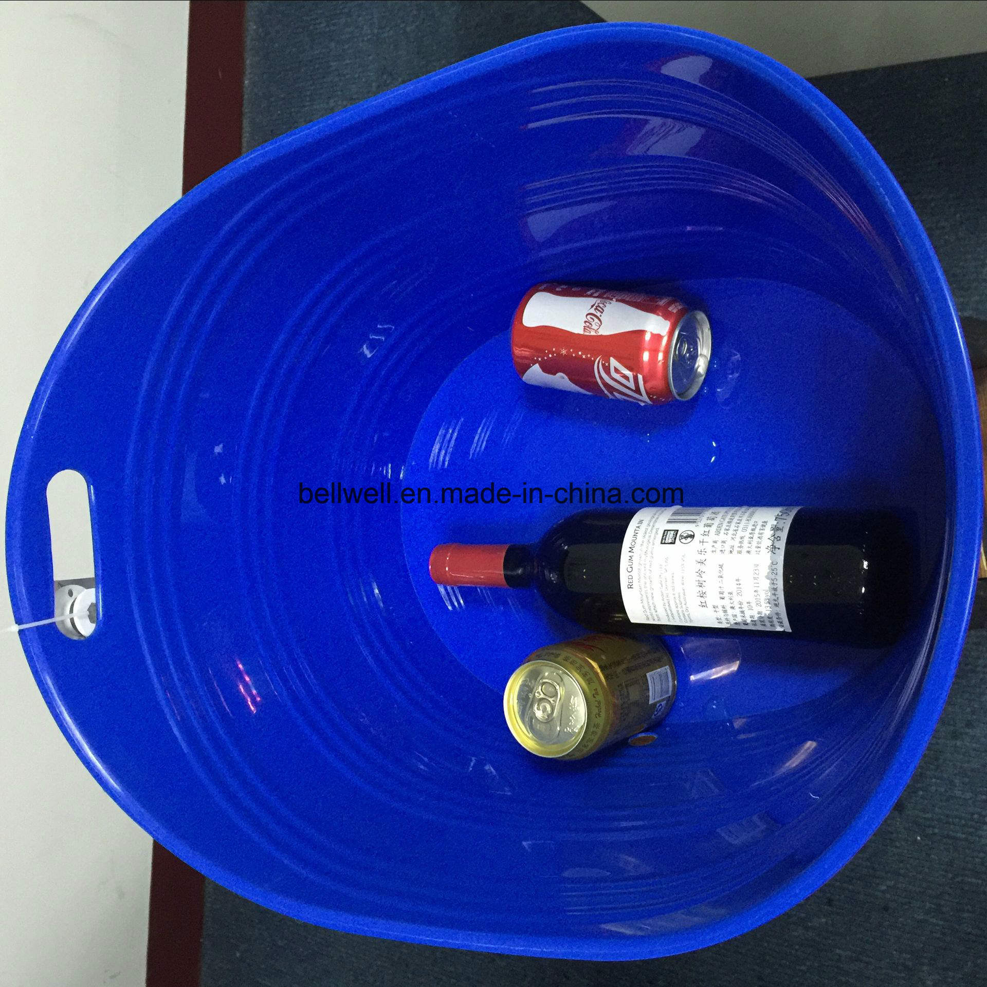 Large Capacity Plastic Party Tub With Spout