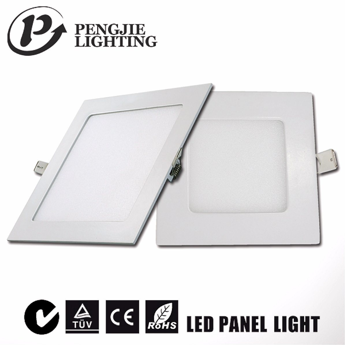 18W Slim Aluminum LED Panel Light for Home Ceiling Lighting