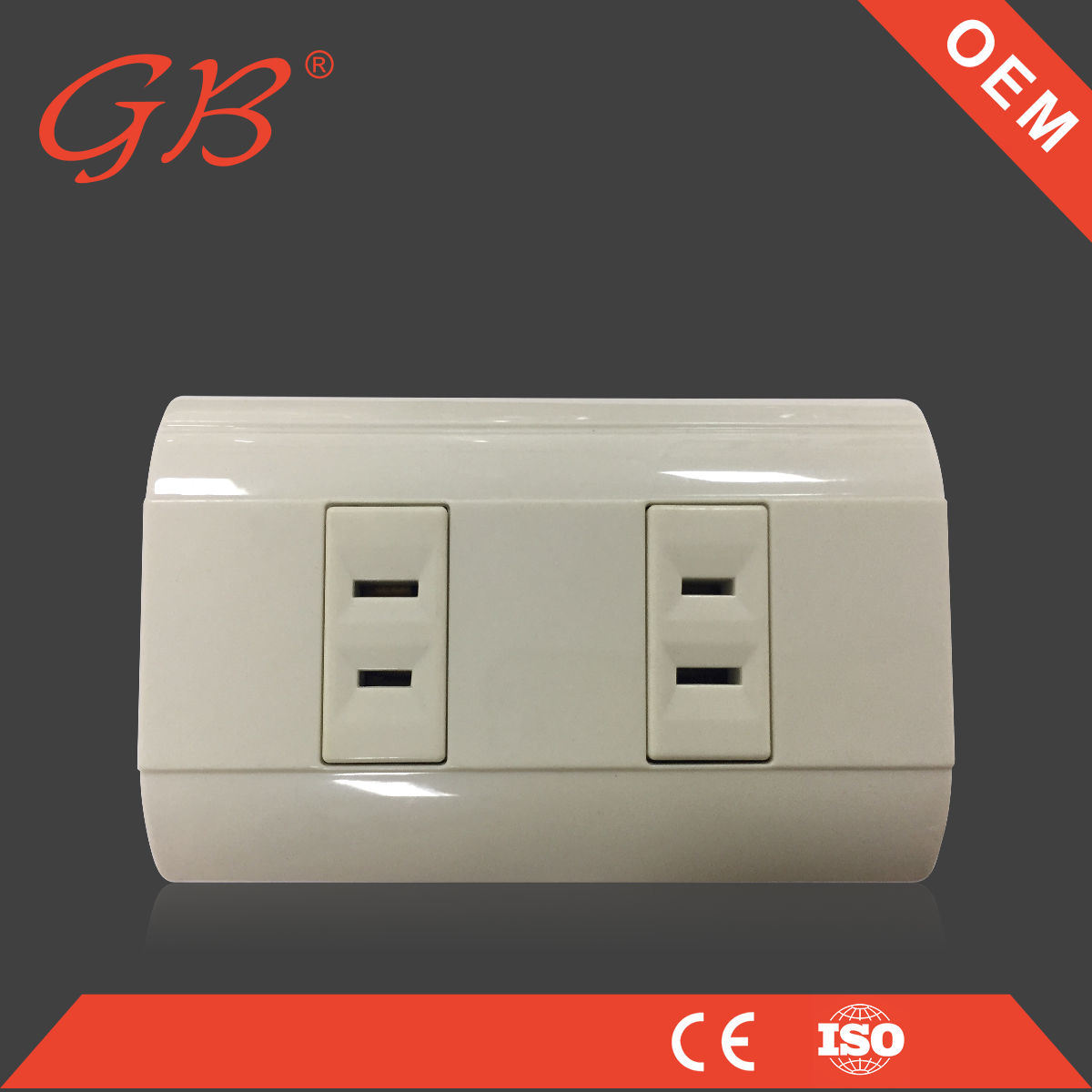 China Hot Sale Electrical Electric Wall Switch Socket Outlet - China ...