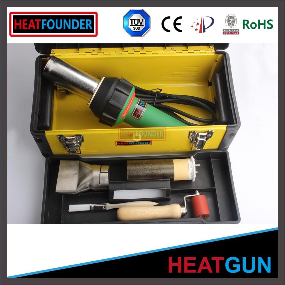 Tools 220v 3400w Ce Manual Plastic Welder Gun Pvc Welding Hot Air Gun Torch Power Tools