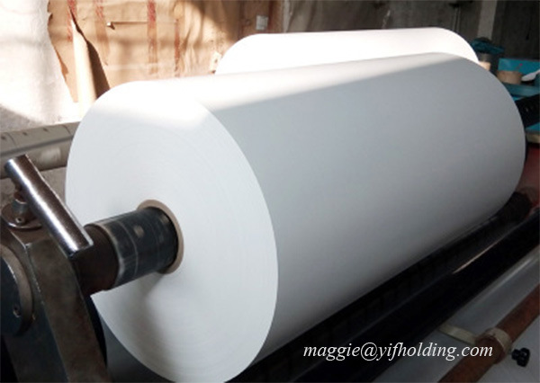 Transparent or Matte BOPP Thermal Laminating Film