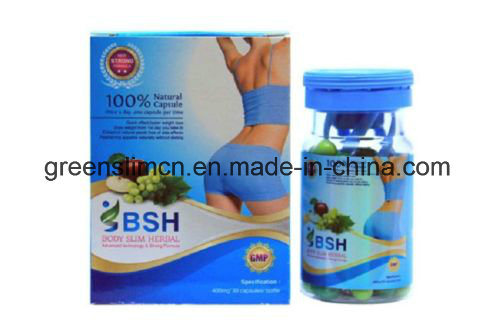 100% Natural Bsh Weight Loss Slimming Capsule Diet Pills
