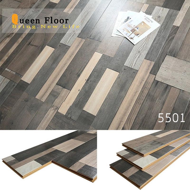 China German Technology 10mm Ac3 Ac4, Brick Laminate Flooring