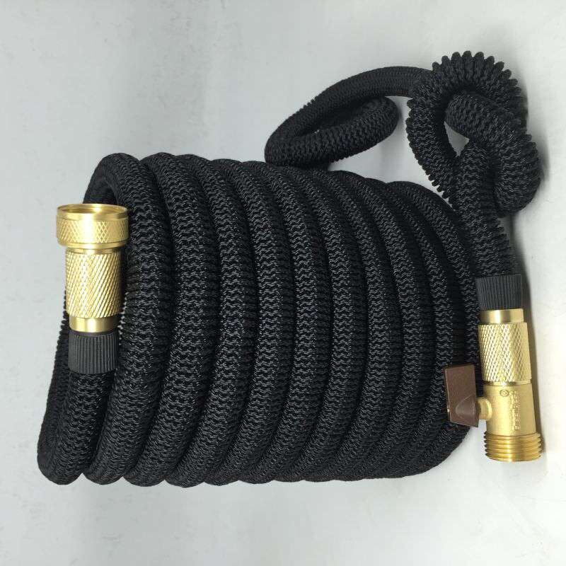 Copper Joint Water Pipe 3 Times Expansion Pipe Garden Water Pipe 75FT Thread Garden Hose Irrigation