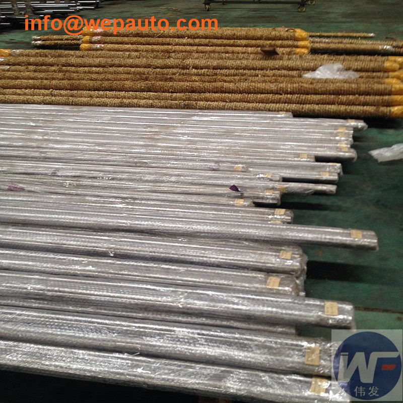 Induction Hardened and Hard Crome Plated Bars of Bearing Steel Suj2 Steel pictures & photos
