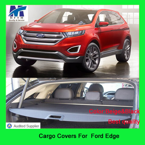 Ford Edge Accessories >> Hot Item For Ford Edge Interior Car Accessories Cargo Cover