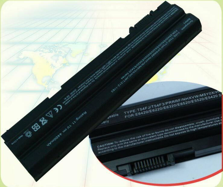 [Hot Item] Replacement 6-Cell for DELL Latitude E5420 E6520 E6420 E6220  Battery M5y0X Notebook Battery