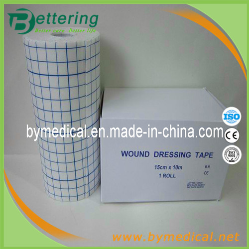 China Nonwoven Adhesive Sports Wound Dressing Retention Tape