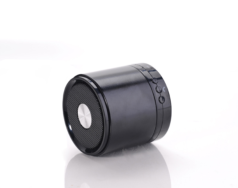 Classic Black Bluetooth Speaker Mini Car Speakers 788s
