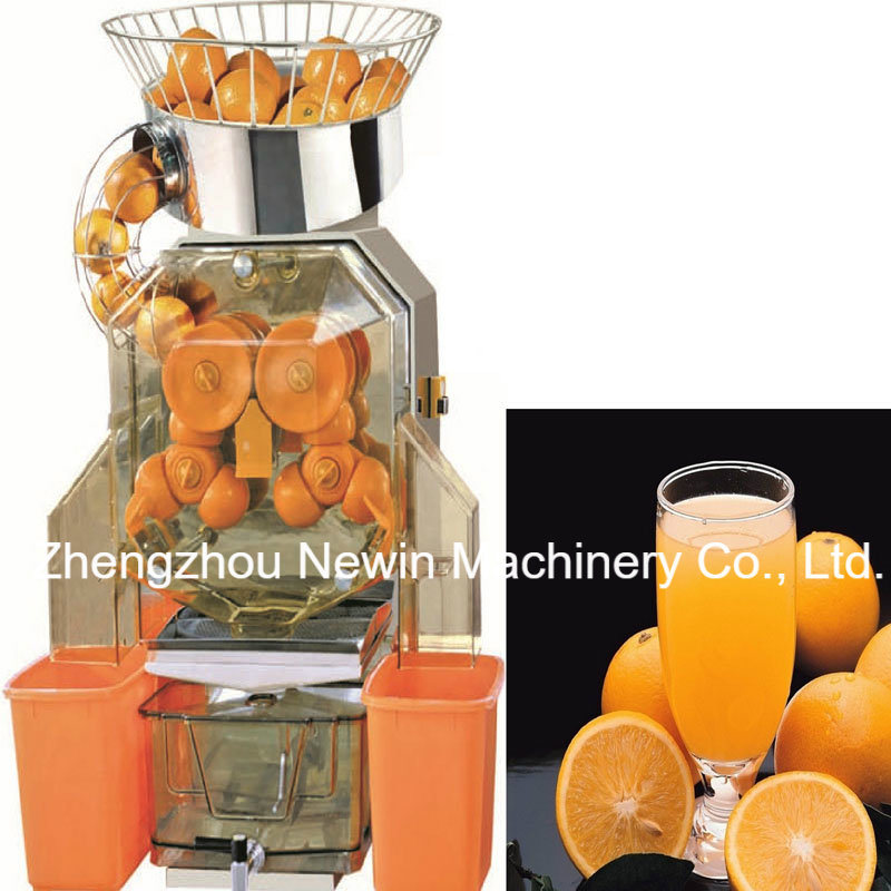 China Best Automatic Orange Juicer Machine China Orange Juicer