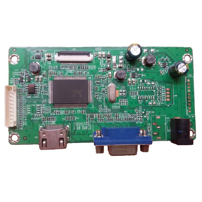 China Rtd2556-1A1h VGA HDMI LCD Controller Board with Edp