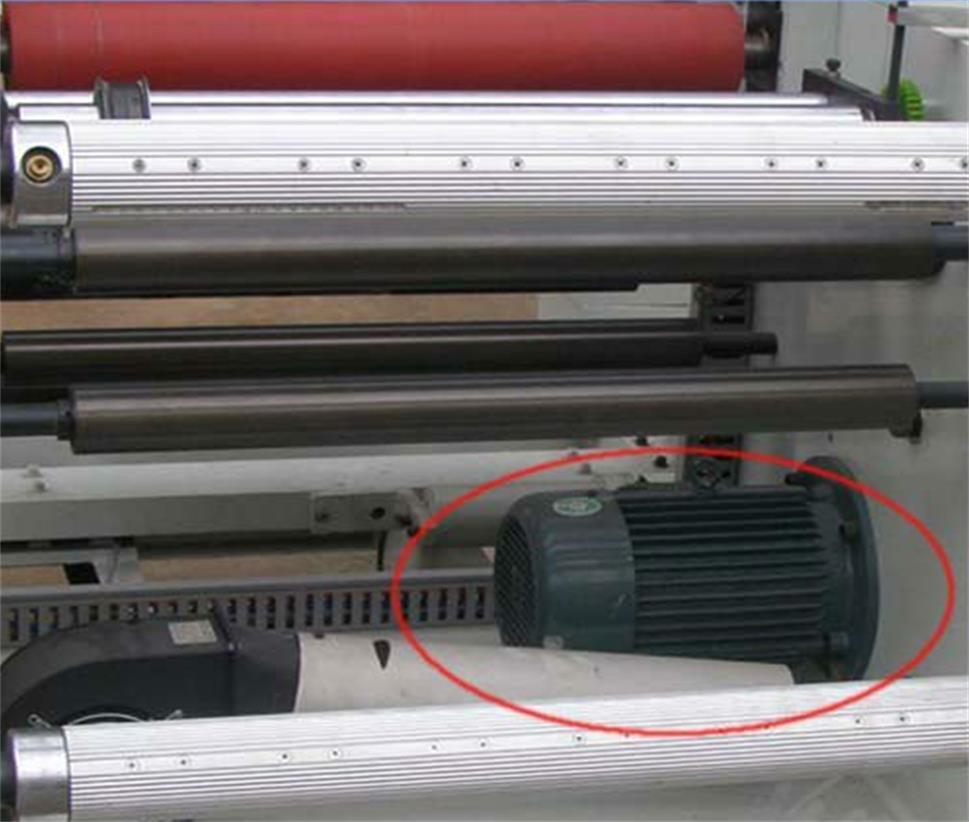 Roll Slitting Rewinding Machine for PE Foam Film Rolling pictures & photos