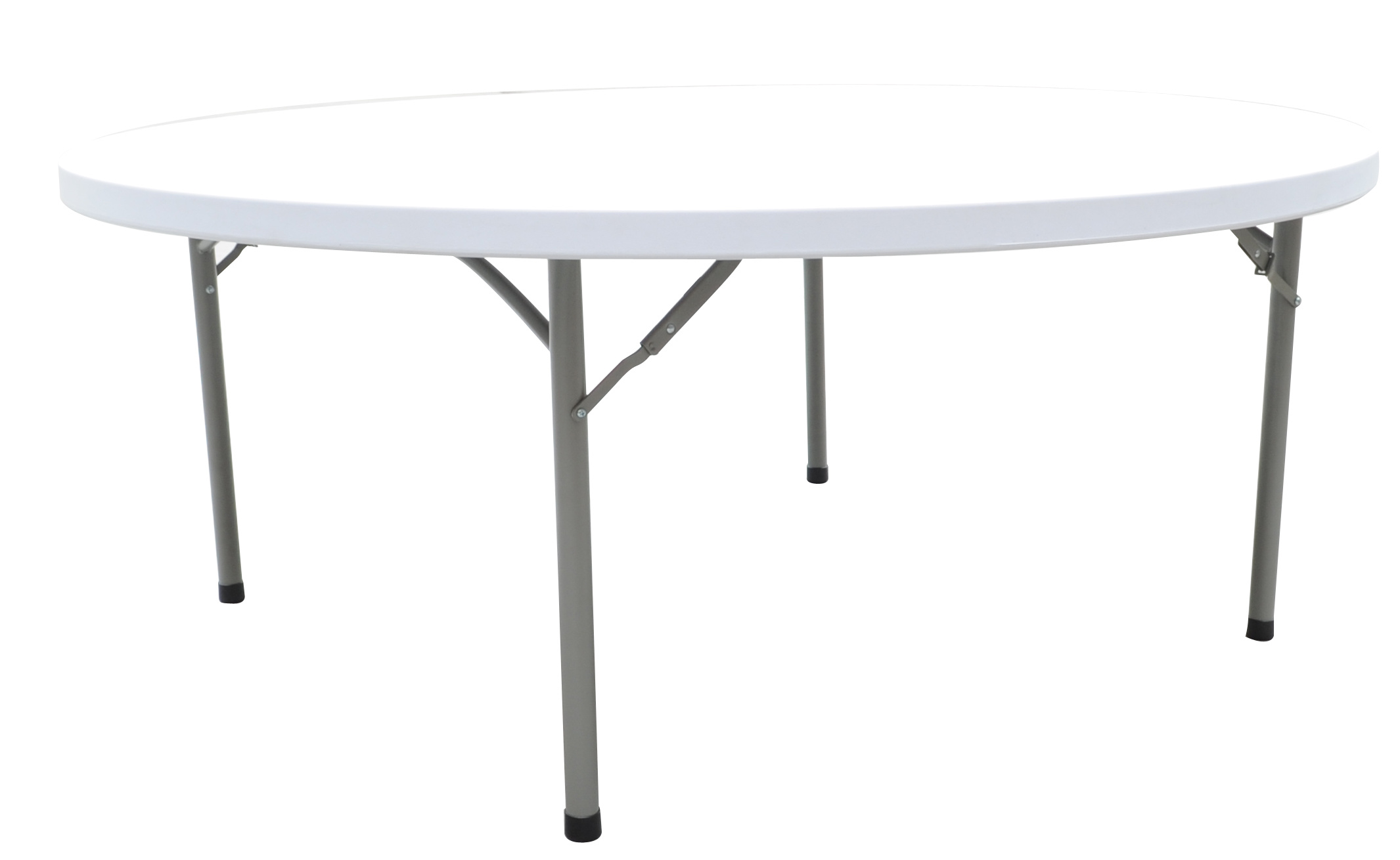 Patio Plastic Round Banquet Table (YCZ-200R)