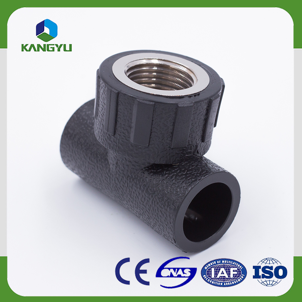 PE Elbow 90° 32mm HDPE Pipe Fittings  Adapter Quick Connector PE