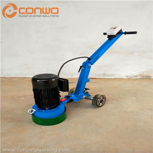 Hot Item 220v 110v Concrete Grinding Machine Terrazzo Floor Grinder For Sale