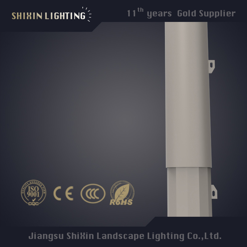 15 Meters LED High Mast Light