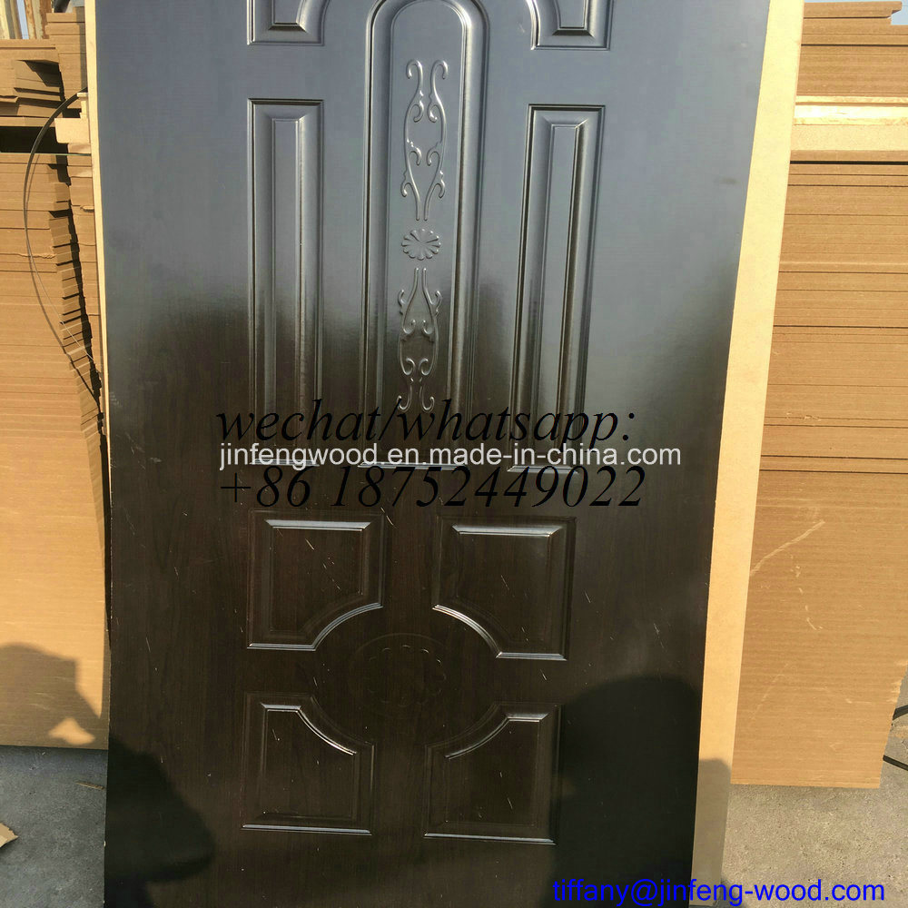 Moulded Ash Veneer Door Skin 840*2150*3mm pictures & photos