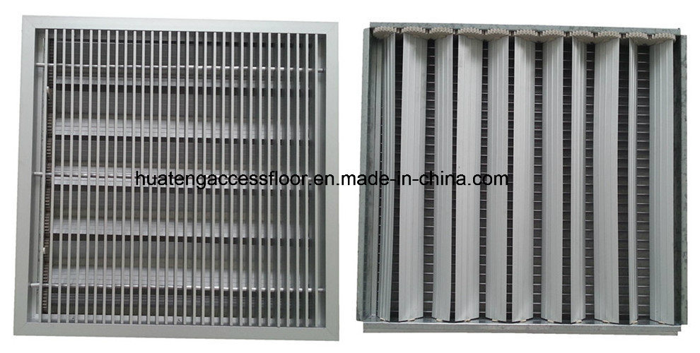 Steel Air Flow Panel System