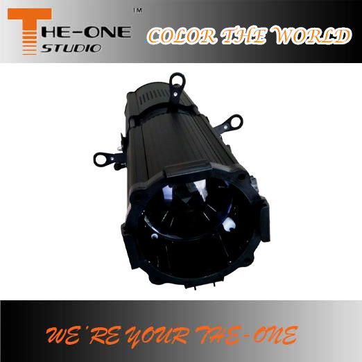 200W Zoom Profile Gobo Projector LED Stage Lighting pictures & photos