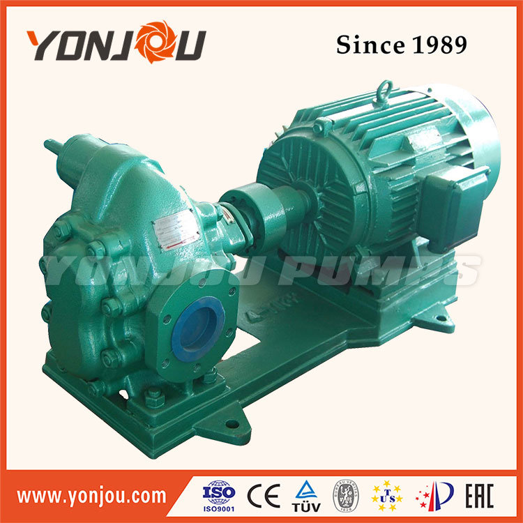 China Kcb Electric Oil Change Pump For Soap Gear Waste