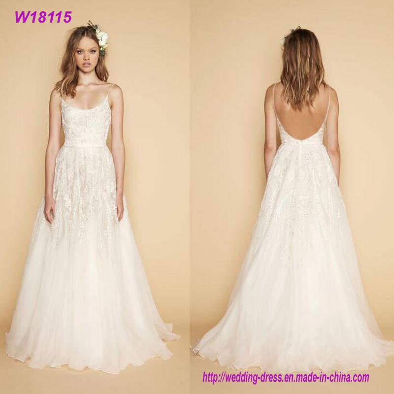 Sexy hot wedding dresses