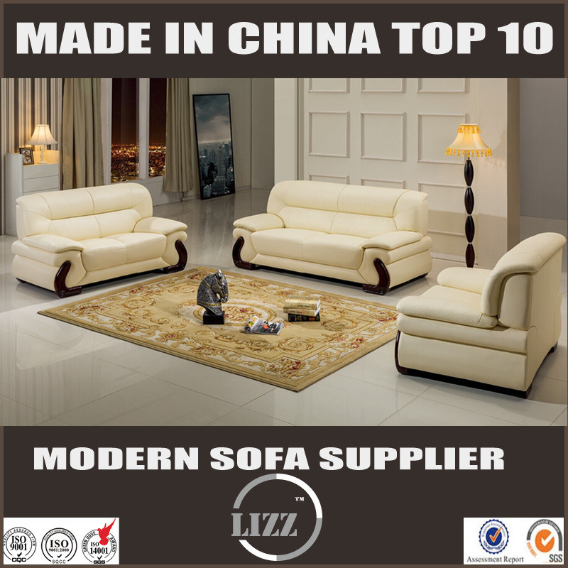China Lizz 1+2+3 Modern Leather Sofa Set Lz277 - China Leather Sofa ...