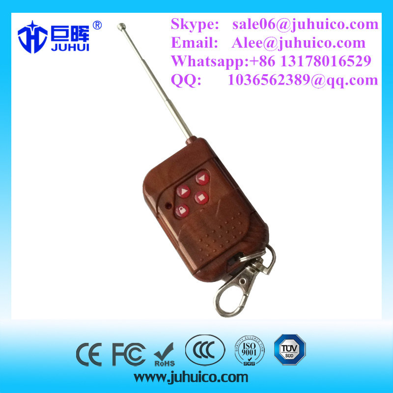 Ook/Ask Automatic Door Adjustable Frequency Remote Receiver Module