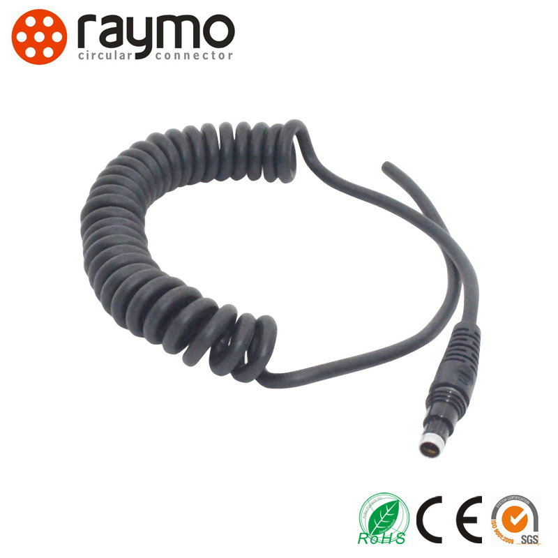 103 Series Female Cable Waterproof Circular Connector 3 Pin Straight Male Power Plug pictures & photos