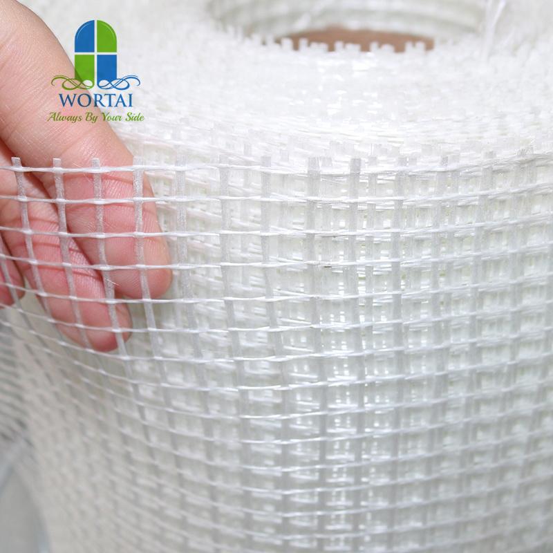 China Heat Resistant High Quality Fiberglass Mesh Fabric