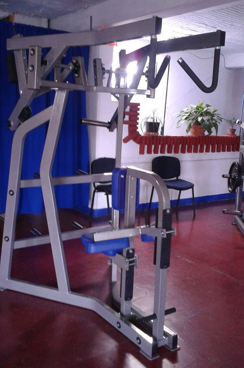 Gym Equipment Hammer Strength / ISO-Lateral Front Lat Pulldown pictures & photos