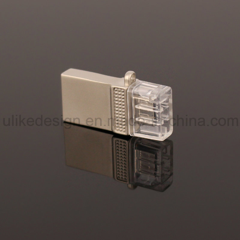 Wholesale OTG USB Flash Drive for Promotion (UL-OTG009) pictures & photos