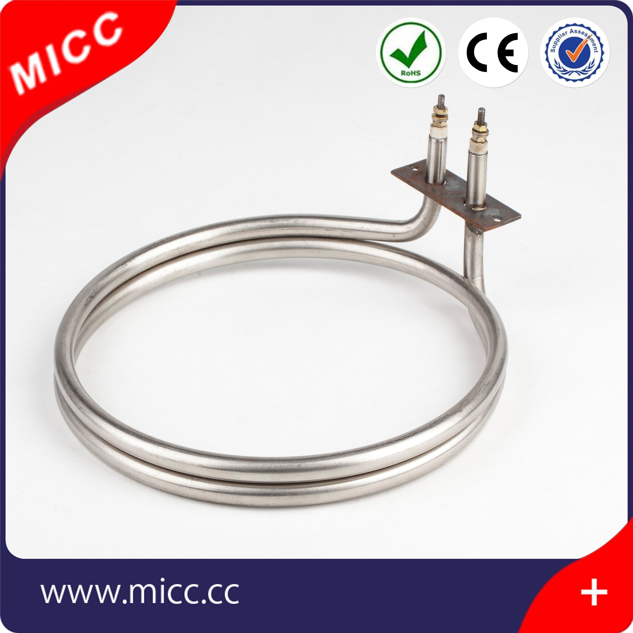 Micc Boiling Water Tubular Heater with Different Types
