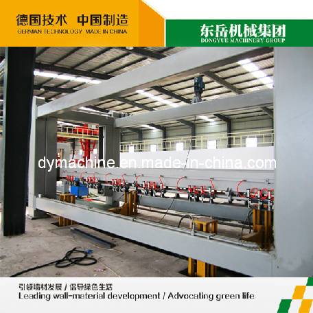 China Aac Manufacturers Aac Plant Autoclaved Aerated