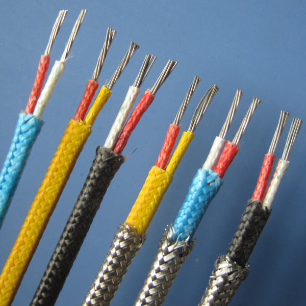 China Thermocouple Extension Wires & Compensation Cables - China ...