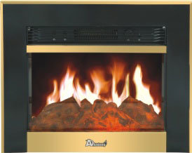 Electric Fireplace/Fireplace Mantel (G01)