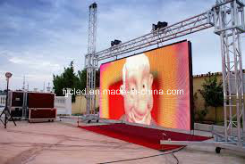 P6 Outdoor Advertising Usage LED Display Screen pictures & photos