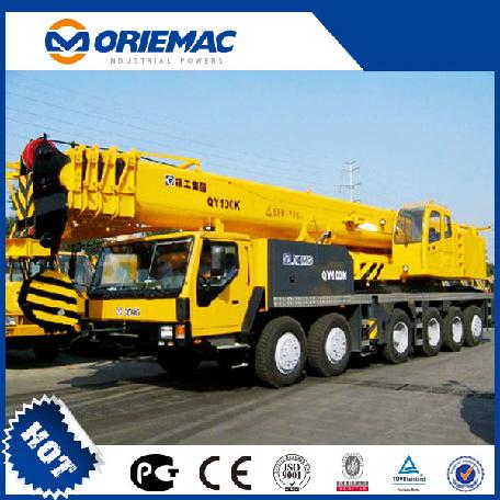 [Hot Item] 100 Ton Heavy Types Construction Mobile Cranes Qy100k-I