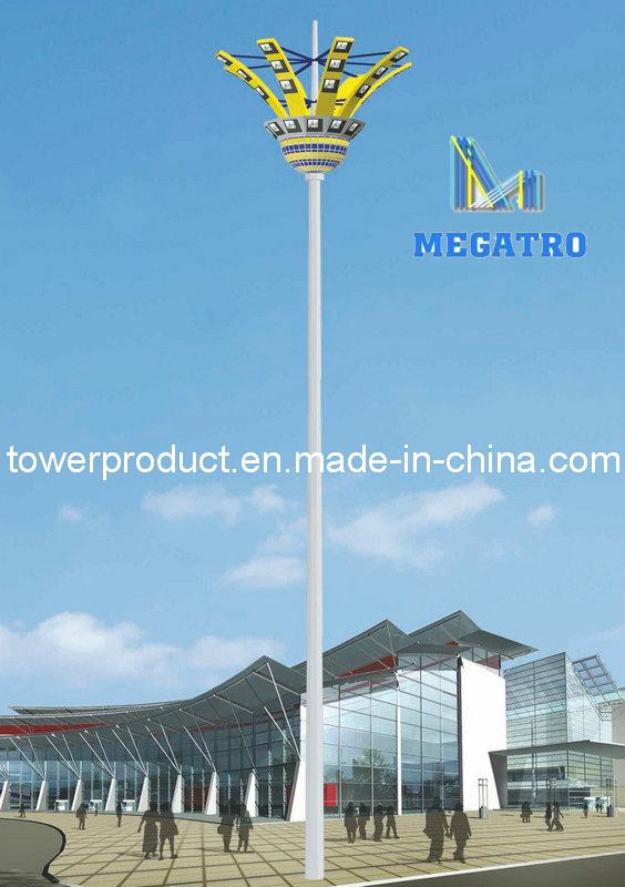 [Hot Item] Megatro High Mast Lighting Pole (MGS-LP002)