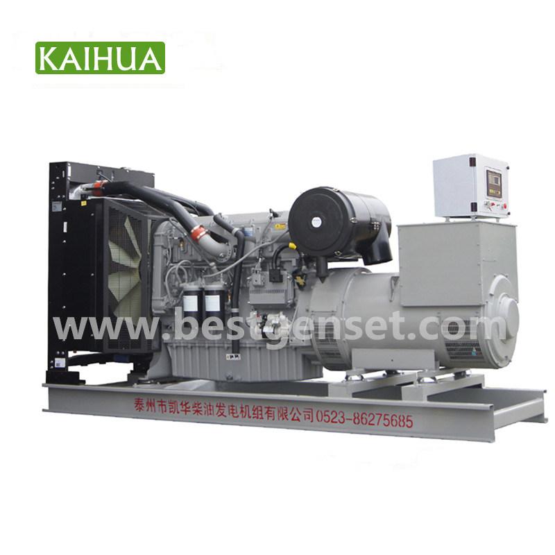 [Hot Item] UK Perkins 320kw Open Frame Diesel Power Generators