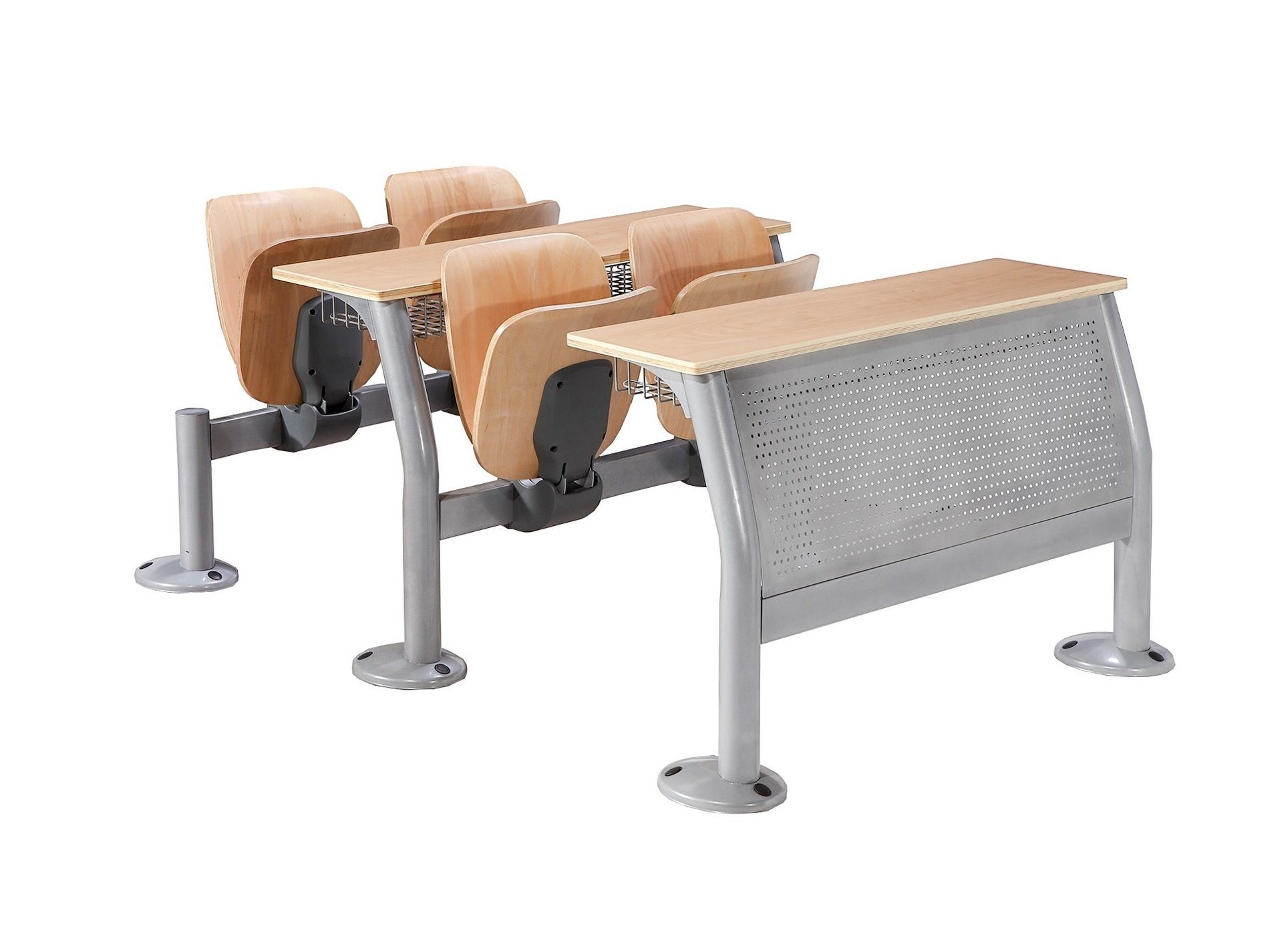 [Hot Item] Economic Education School Classroom Traning Student Desk and  Chair