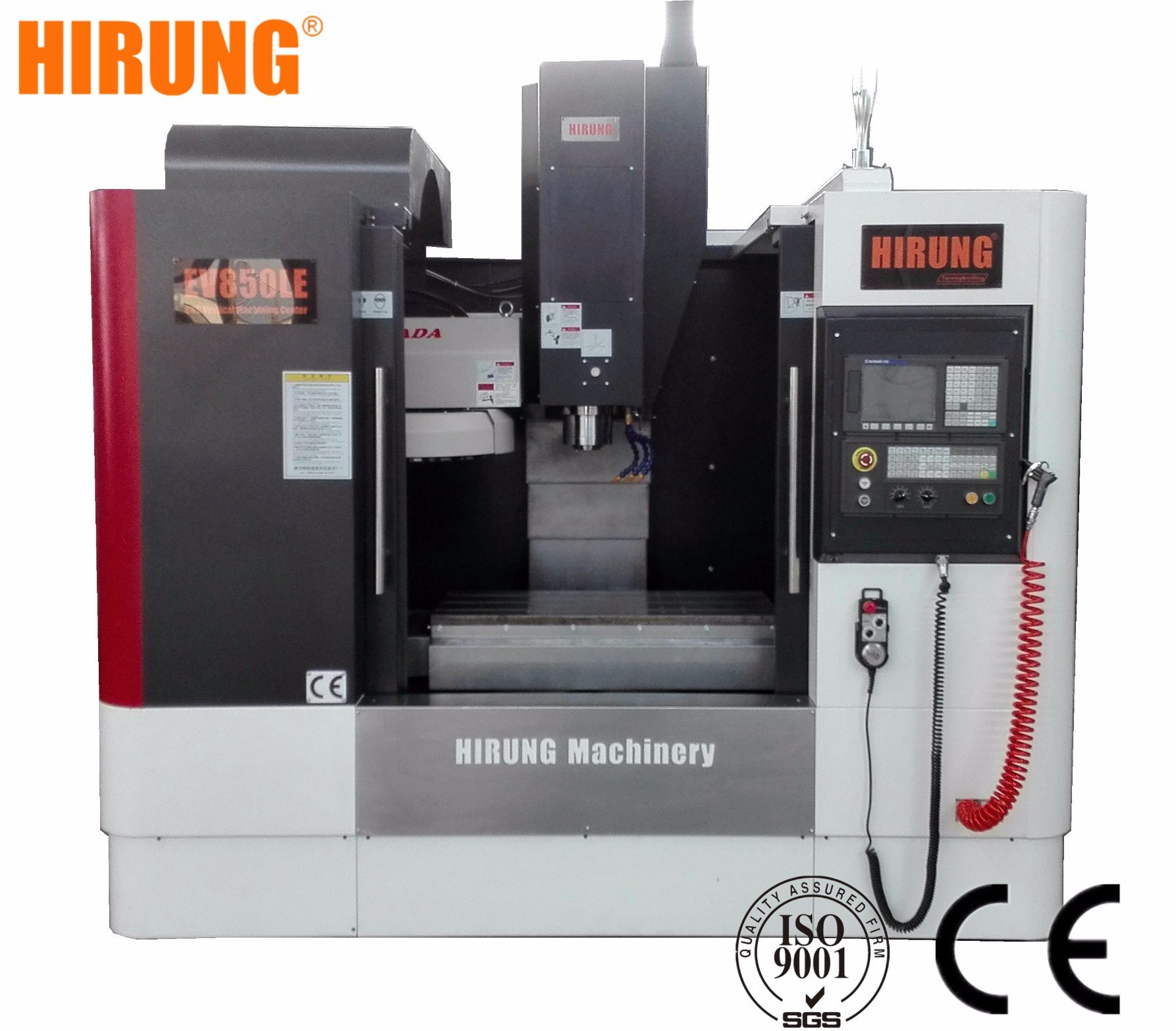 China Cnc Center Machine Vertical Machining Center Vmc850 China