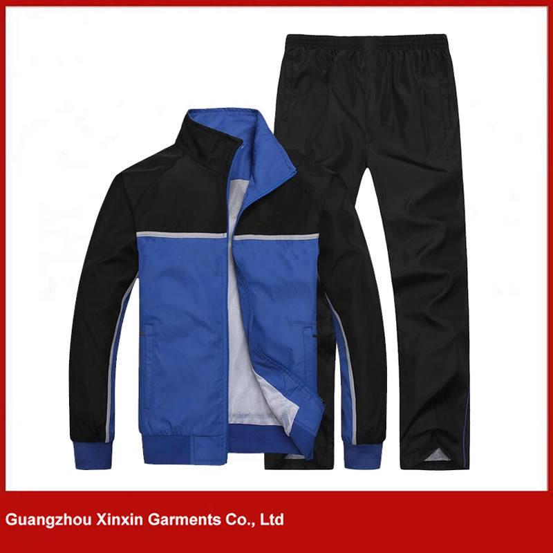 a38eab565 China Guangzhou Factory Custom Design Sport Tracksuit Wear Supplier ...