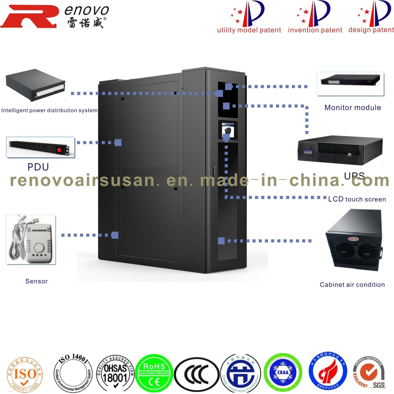 Terrific China 1 Rack 1 A C Air Cooler Micro Modular Data Center Interior Design Ideas Gentotthenellocom