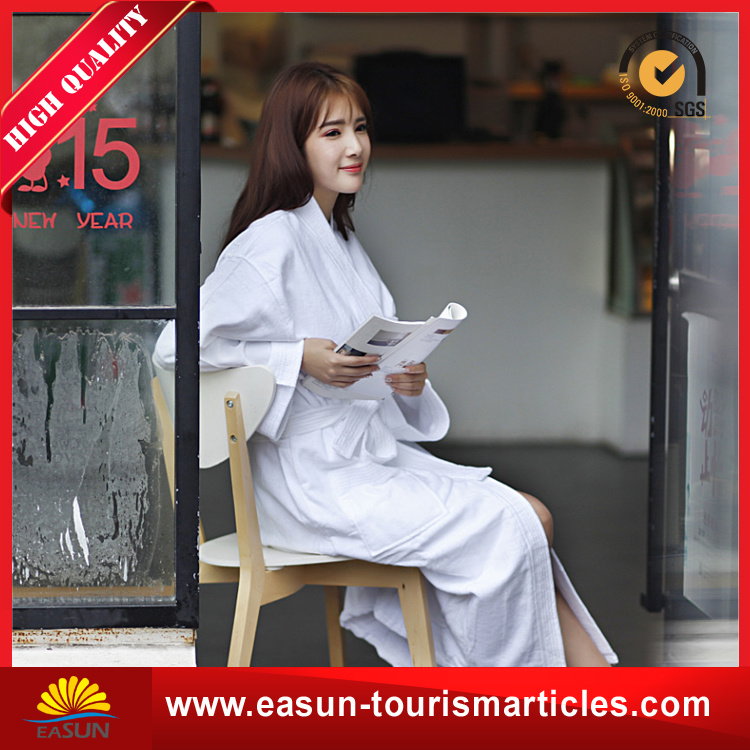 China Bathrobes for Woman Girl White Bathrobe Fleece Bath Robe ... 8058f93bb