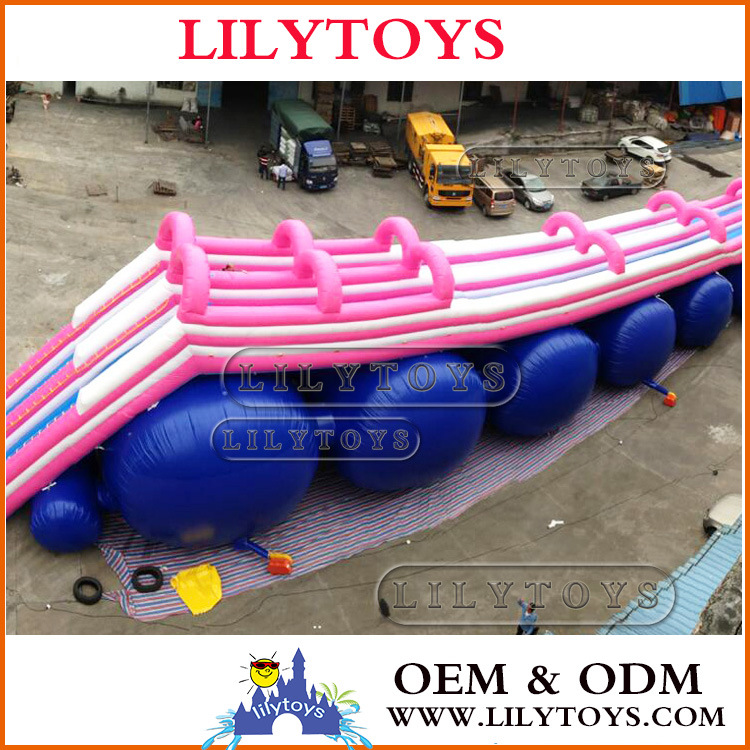 New Design Big Inflatable Slide, Big Inflatable City Slide pictures & photos