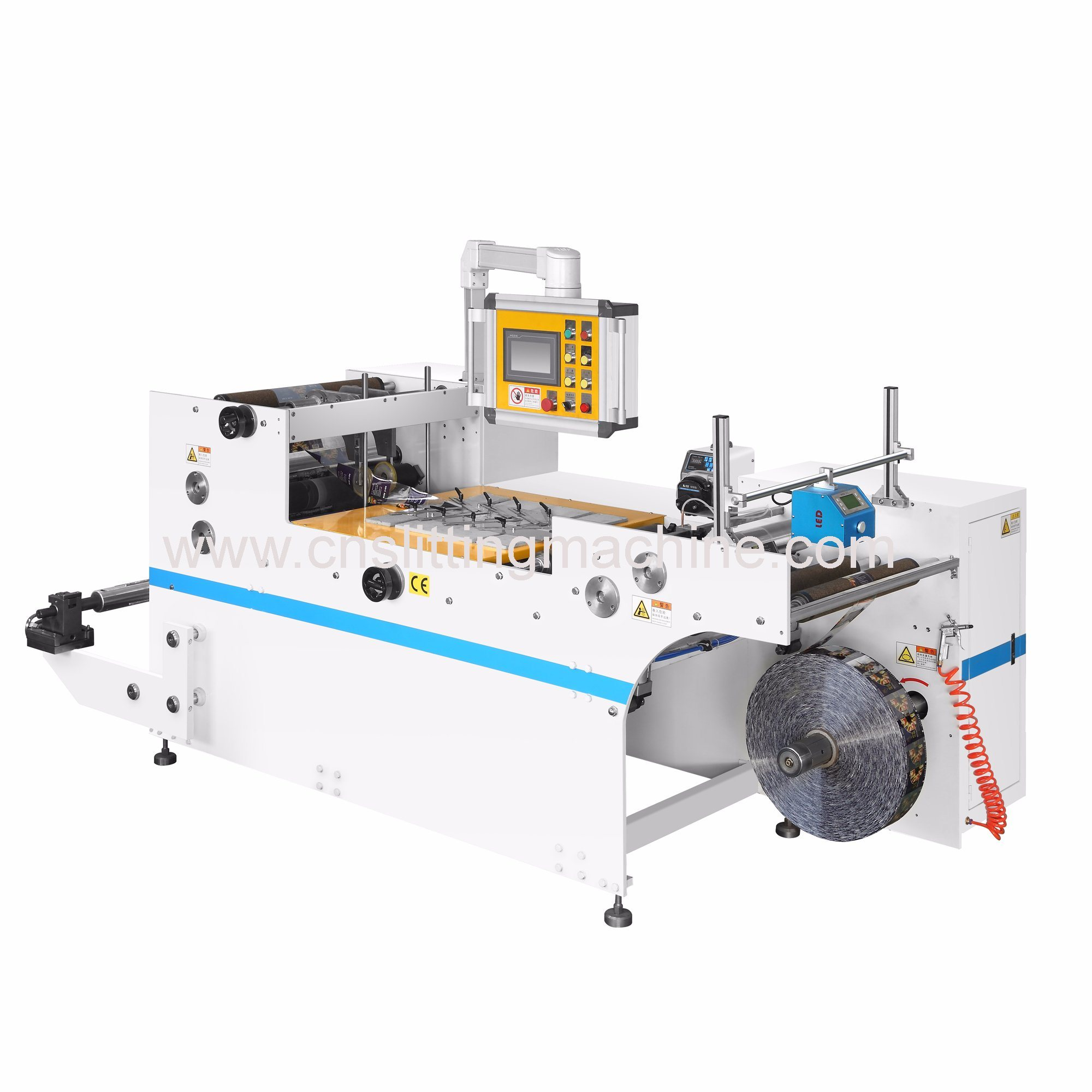 High Speed PVC Sealing Machine, Center Sealing Machine (Mold-less type)