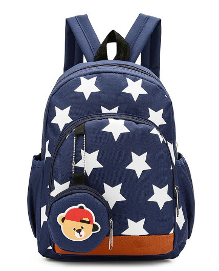 Cartoon Kindergarten Schoolbag 1-3-5-Year-Old Boy Girl Baby Bag 6 Years Old  Baby Backpack Children′s Backpack eecfb3fc55
