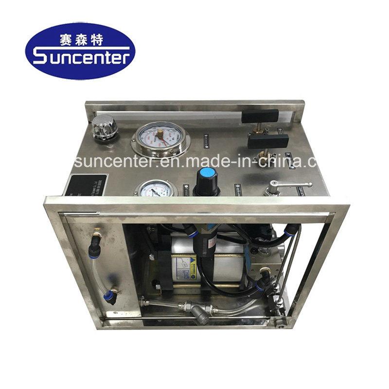 [Hot Item] Suncenter Max 10000 Psi Hydro Test High Pressure Pump